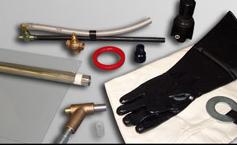 BCS Blast Parts Page